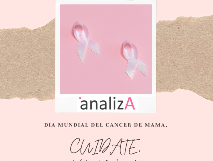dia mundial cáncer de mama